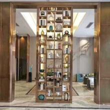 佛山蓝博旺时尚不锈钢展示柜 产品展示 形象展示架 展示架定做