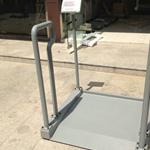 医院血透室用的体重轮椅秤300Kg