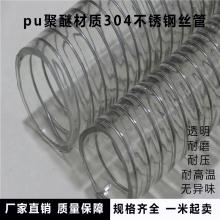 pu聚醚型钢丝平滑管|无塑化剂食品级软管|卫生级软管|
