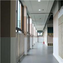 盟多同质透心PVC地板、千家同质透心地板案例