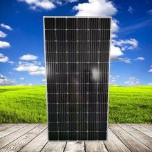厂家批发晶天10KW-50MW光伏电站单晶350W太阳能板