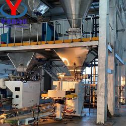颗粒水溶肥生产线厂家 水溶肥生产线价格 合肥宇承
