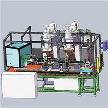 点焊流水线 点焊生产线 vc自动焊接流水线
