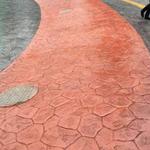 黄山压模地坪材料撒播工艺黄山压模地坪保护剂保质期长