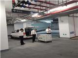 15KW柴油发电机上海超市地下车库安装应急