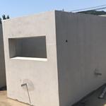 方形钢筋混凝土预制井