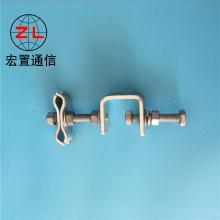 供应光缆金具热镀锌引下线夹 ADSS/OPGW光缆