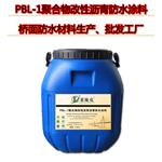 PBL-1聚合物改性沥青防水涂料-路面施工基础要求