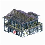 广州新型建筑装修材料 镀铝锌轻钢龙骨加工定制厂家
