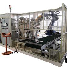 安嘉厂家焊接线 微波炉壳体自动焊接线 现货供应