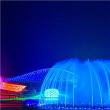 喀什廠家音樂噴泉設備,音樂噴泉施工