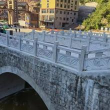 石栏杆-仰韶仙门山景区石栏杆供应厂家