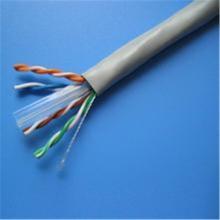 WDZ-CAT/6-4P*2*23AWG低烟无卤高频网线六类
