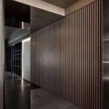 今年装修新风向 水性木饰面-临沂集成墙板