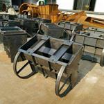 中央隔离墩钢模具_道路隔离墩钢模具_混凝土隔离墩钢模具_致宏
