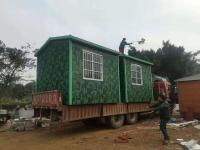 海南环保移动配电房、工具房、设备房、净化房、储物房厂家