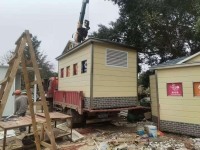 海南环保移动垃圾房、垃圾亭、环保房、环保亭厂家