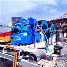 尾礦砂泥沙清洗設備 環保水洗砂生產線處理工藝