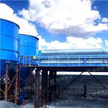 尾礦洗砂污水處理 環保尾礦砂廢水回收設備-隆中洗砂機械廠家