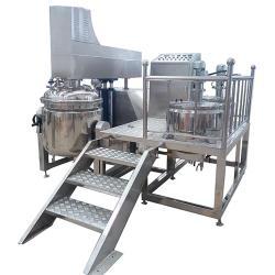 250L真空均质乳化机组厂家