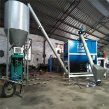 卧式砂浆混合机全自动混合用途广泛