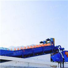 螺旋洗砂机环保设备 环保螺旋洗砂机制造厂 洗砂生产线污水处理