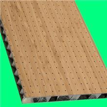 竹铝蜂窝吸音板