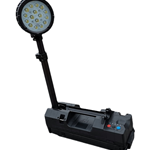新款灯具FW6117升降式LED防爆轻便移动灯
