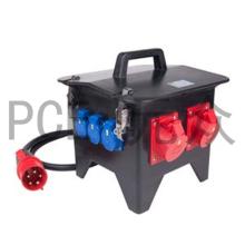 奥地利PCE可移动式橡胶组合插座箱SPITZ系列