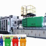 塑料垃圾桶设备240升环卫垃圾桶生产机械价格