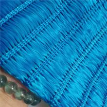 600克蓝色聚酯纤维高阻燃防尘网厂家