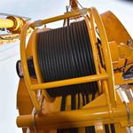 接渣車電纜、鋼包車電纜、過渡包車電纜電纜使用溫度在50度