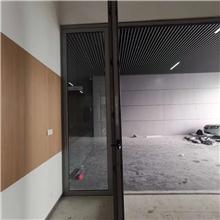 广汽丰田外墙银灰色型材铝方管