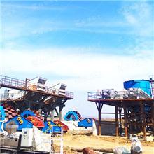 矿山洗砂设备泥沙清洗分离 环保型洗砂生产线如何配置