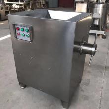 冻肉绞肉机冻肉带骨绞肉机不锈钢绞肉机设备全自动冻肉绞肉机