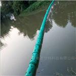 浮筒串联河道拦污梗浮漂规格尺寸