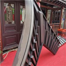 中式仿古建筑古典艺术装饰屋檐飞檐翘角真宏伟!