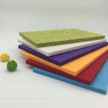 新疆聚酯纤维吸音板 吸音板厂家直销环保零甲醛安装方便