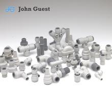 英国JG接头JOHN GUEST 塑料快插接头阀门塑料管