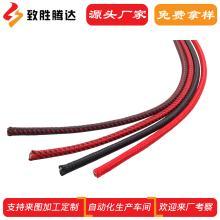 尼龙编织数据线线材 抽线厂家加工定制编纱充电线线材
