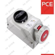 奥地利PCE机械联锁插座  75252-6