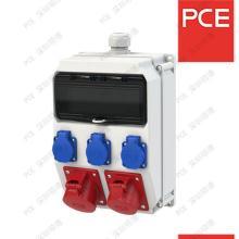 奥地利PCE壁挂式组合插座箱Anif7系列