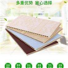 四川竹木纤维墙板批发 无缝拼接 快装墙板全屋整装