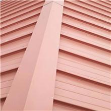 甘肃武威铝镁锰0.7-1.2金属屋面板厂家