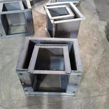 预制流水槽模具制作 U型水渠模具  排水槽模具定制