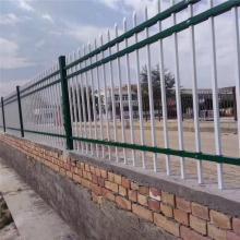广西南宁锌钢护栏厂 南宁锌钢围墙护栏厂 园艺院校小区栅栏