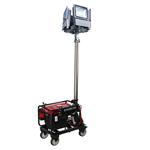 BJQ6309A轻型升降泛光灯4*150W本田发电机价格