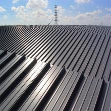宁夏银川4S店专用铝镁锰板65-430型号外墙材料板