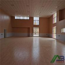 中体奥博枫桦木运动地板 专业体育运动地板厂家