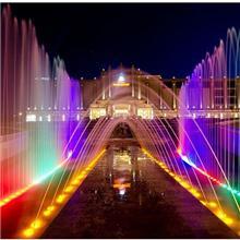 湖南喷泉公司 长沙喷泉厂家大量设计专业化超好音乐喷泉